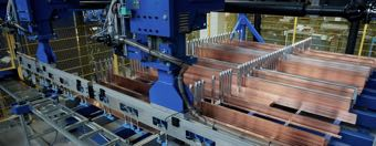 Automated Busbar Punching Machine