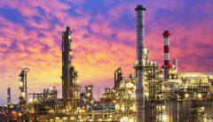 Oil and Gas Sector Refinery