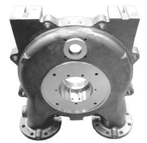 CNC Machined Pump Casting