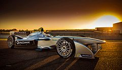 Formula E Car Motorsport Sector