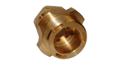 Brass Threaded Adaptor