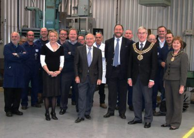 ACQUISITION OF RONCO PRECISION ENGINEERING